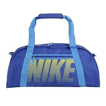 03b26e2142 Nike - Women's Gym Club - Sac - Bleu - One Size - Femme: Amazon.fr ...