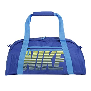 Amazon.com: Nike Gym Club bolsa deportiva, 8: Clothing