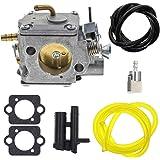 Carburetor For Husqvarna 390XP 390 385XP 385 Jonsered 2188 2186 CS2188//CS2186