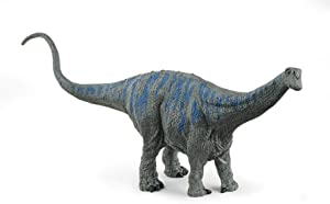 Schleich Dinosaurs, Dinosaur Toy, Dinosaur Toys for Boys and Girls 4-12 years old, Brontosaurus