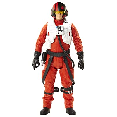 "Star Wars VII - 18"" Poe Dameron: Toys & Games"