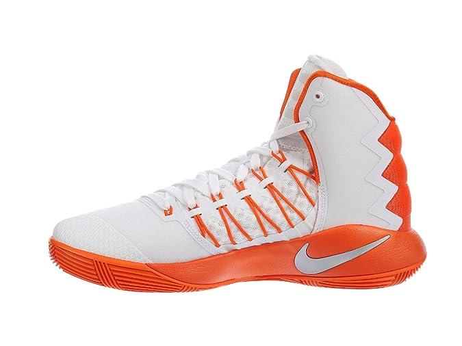 pretty nice 13ea2 a2a7e Amazon.com   Nike Mens Hyperdunk 2016 TB Promo Zoom Basketball Shoes White  18 Medium (D)   Fashion Sneakers
