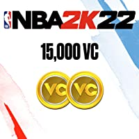 NBA 2K22 15,000 VC - PlayStation [Digital Code]