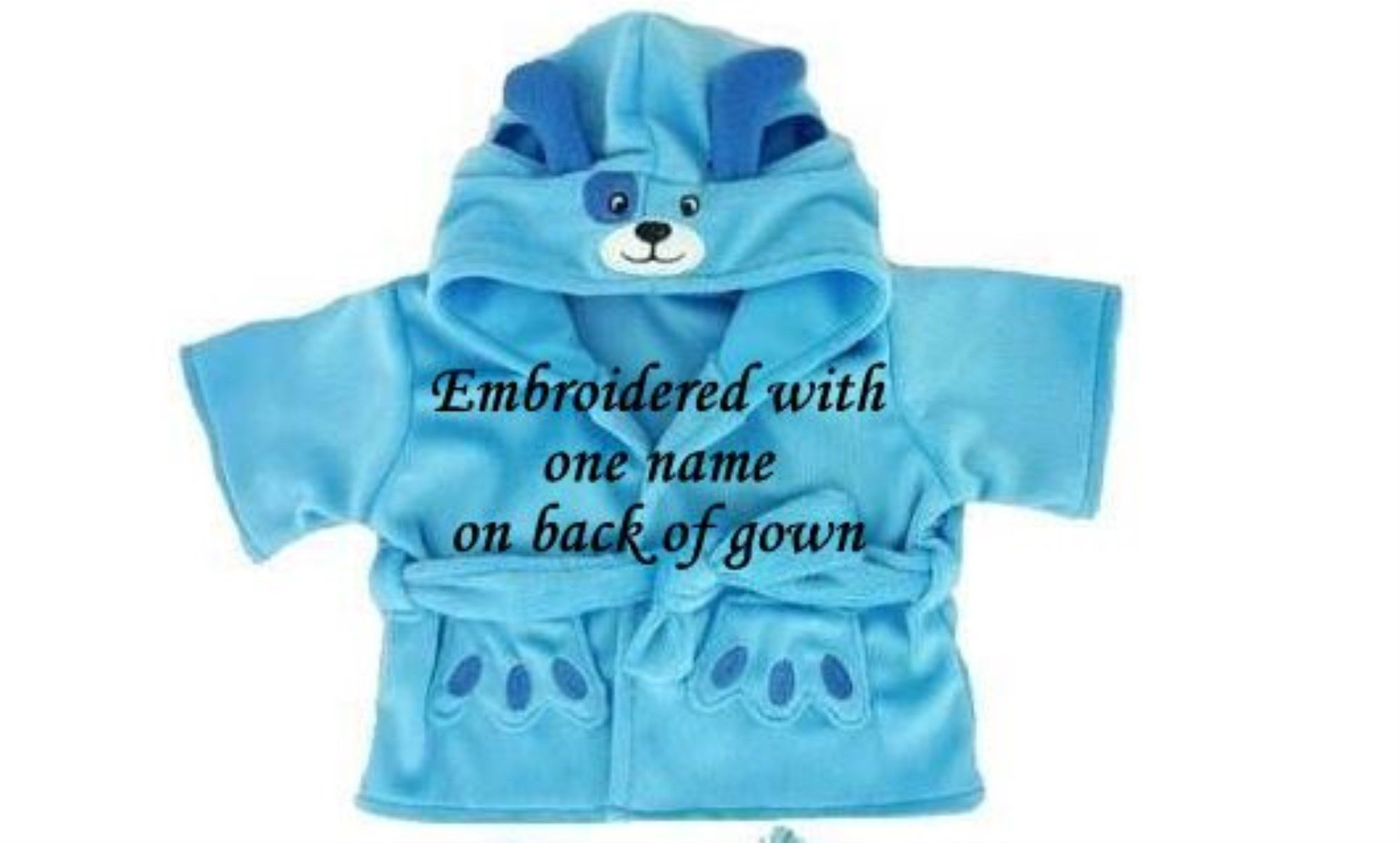 Personalised Baby Dressing Gown: Amazon.co.uk