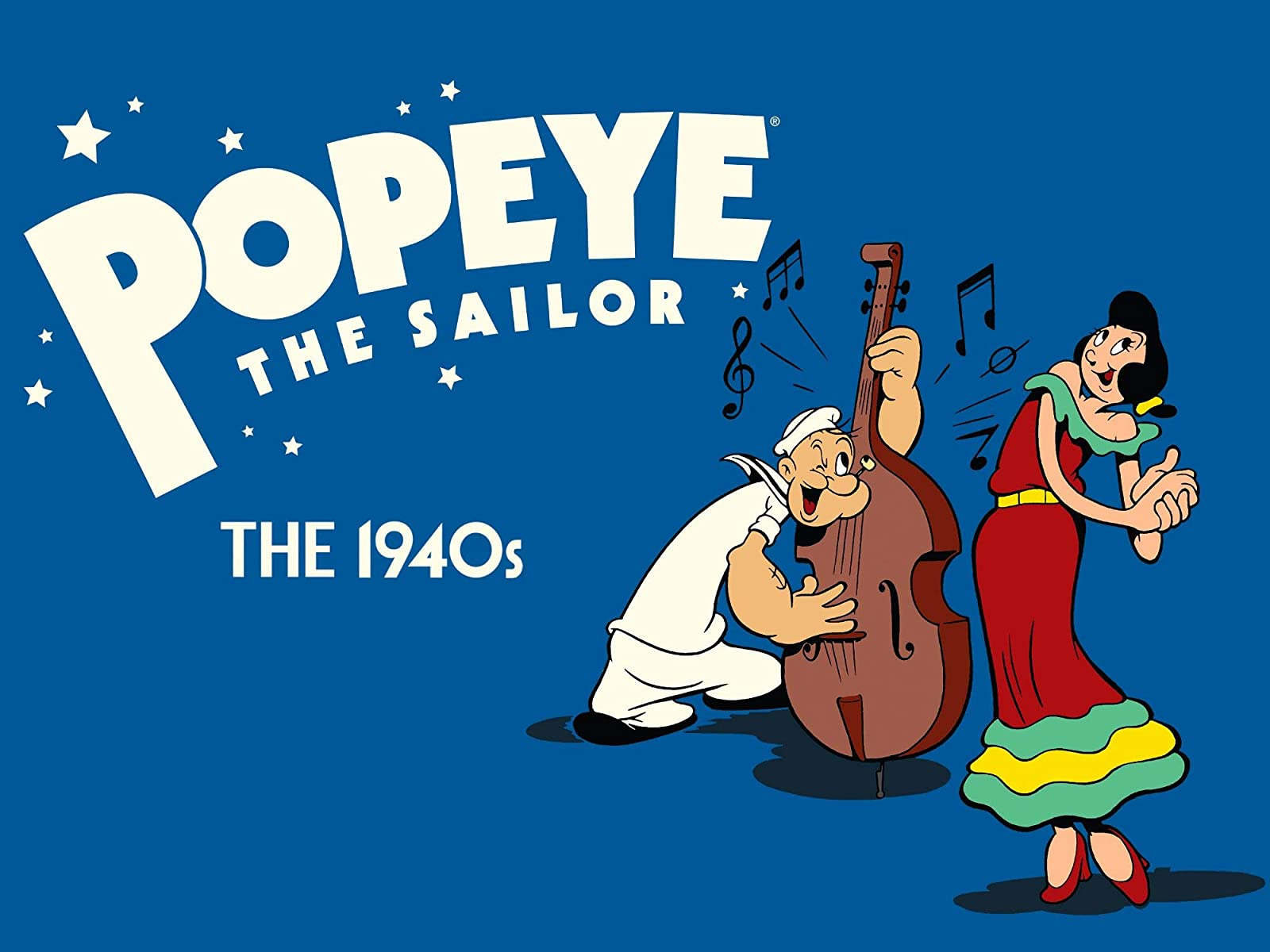 Watch Popeye The Sailor The 1940s 1943 1945 Prime Video