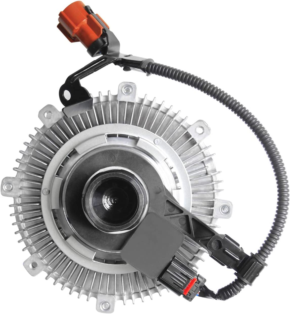 BOXI Engine Cooling Fan Clutch for 2007-2008 Ford Expedition / 07-08 Ford F-150/07-08 Lincoln Mark LT / 07-08 Lincoln Navigator (V8 4.6L 5.4L) Replaces 3264 7L1Z8A616A 7L1Z-8A616-A