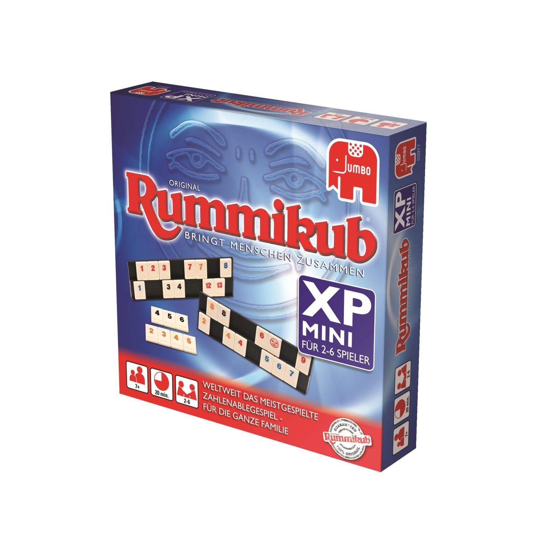 Jumbo 03977 - Original Rummikub Mini XP, juego de mesa, de 2 a 6 jugadores: Amazon.es: Juguetes y juegos