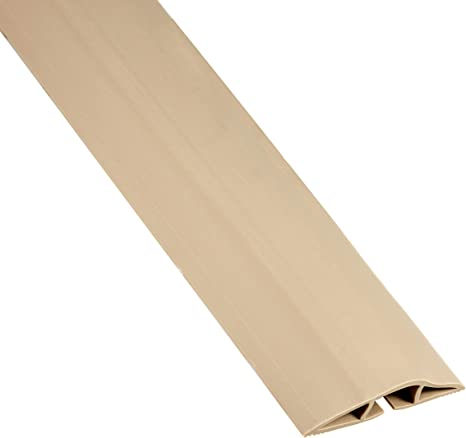 Tan 43002 GE 606348 Power Gear Polyvinyl Chloride//PVC Concealer /& Cover 10 Ft L