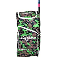 HeadTurners Duffle Cricket Kit Bag Individual Style- Kit Bag only-Camo Design (Green)