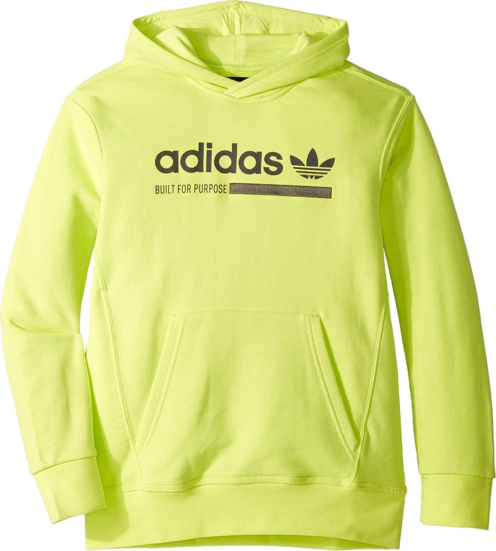 adidas semi frozen yellow hoodie
