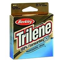 Berkley Trilene Fluorocarbon 6 Ice Fishing Line, Clear