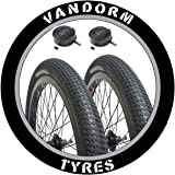 Vandorm Coppia Drifter R2R 50,8x 5,1cm BMX Pneumatici e Tubi