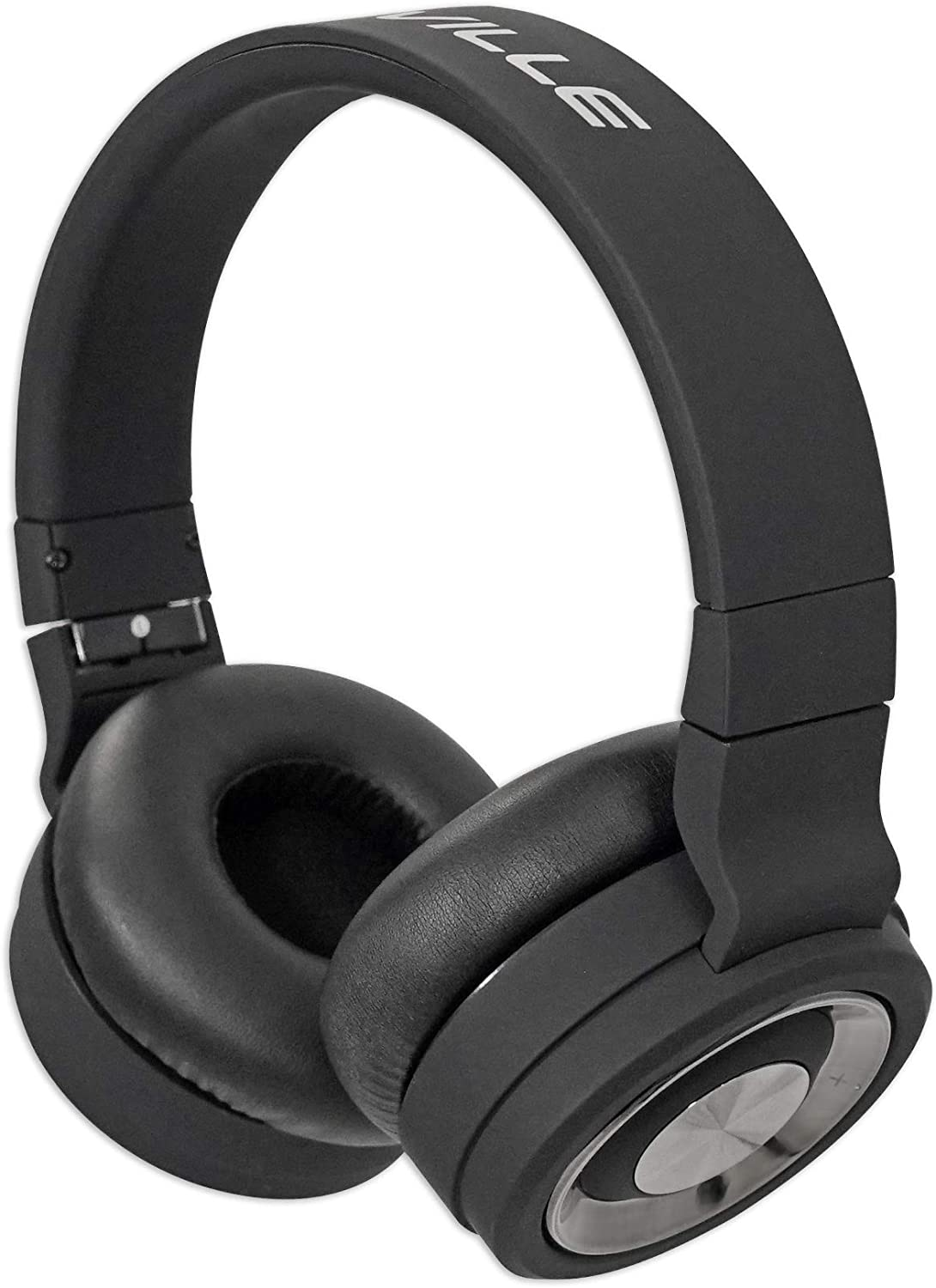 Rockville BTH5 Wireless Bluetooth Headphones for iPhone Samsung Android Galaxy