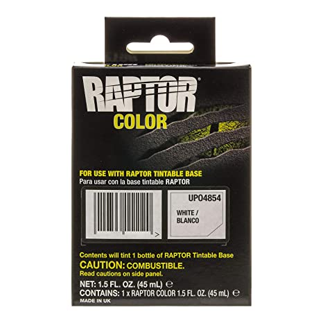 Amazon Com U Pol Raptor Truck Bedliner Color Tint Pouches 1 5 Ounce