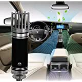 FARSIC Best Air Purifier Ionizer/Mini Air Cleaner/Smoke Eater/Remove Smoke Smell from Car/Helps Allergies