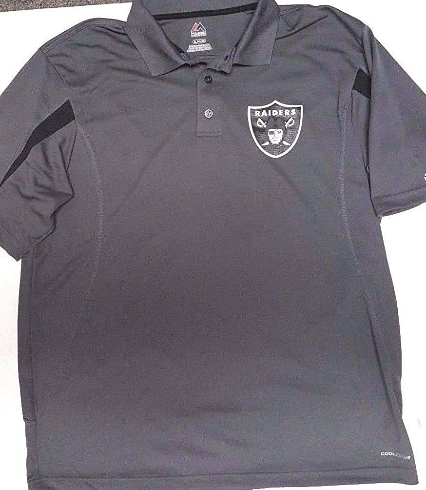 oakland raiders polo shirt