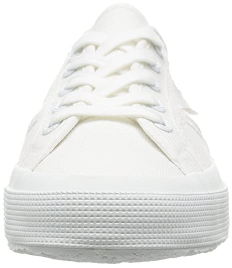 Amazon.com | Superga 2750 Cotu Classic, Unisex Adults Low-Top Sneakers, White (C42), 4.5 UK (37.5 EU) | Fashion Sneakers