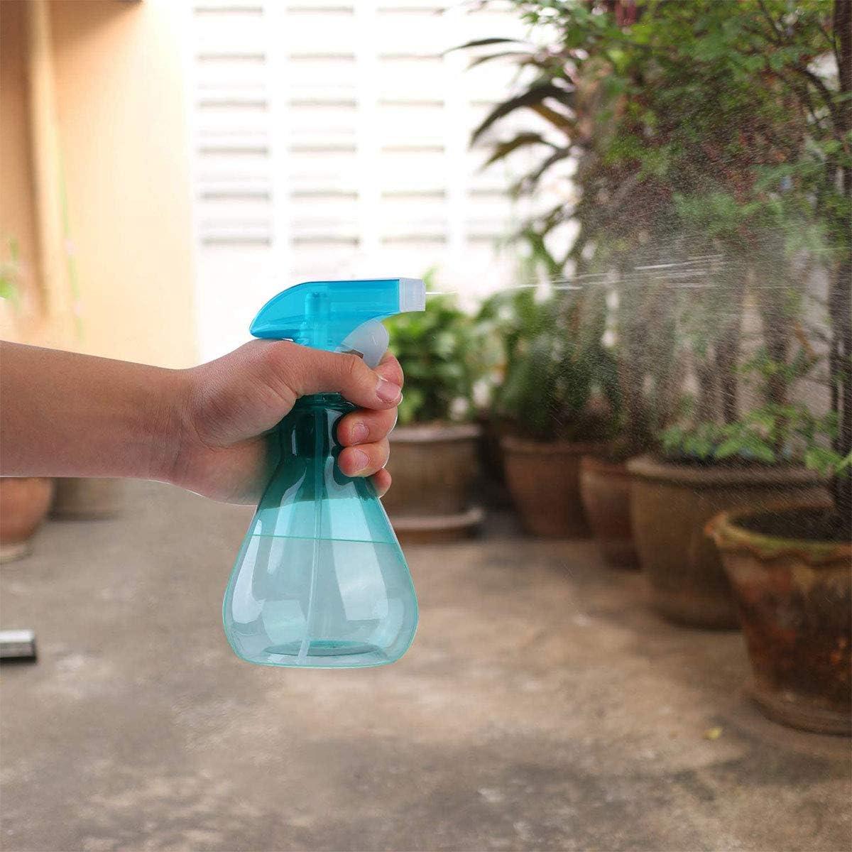 Vaporisateur en plastique vide pour le jardinage Bleu MZ le nettoyage lalimentation