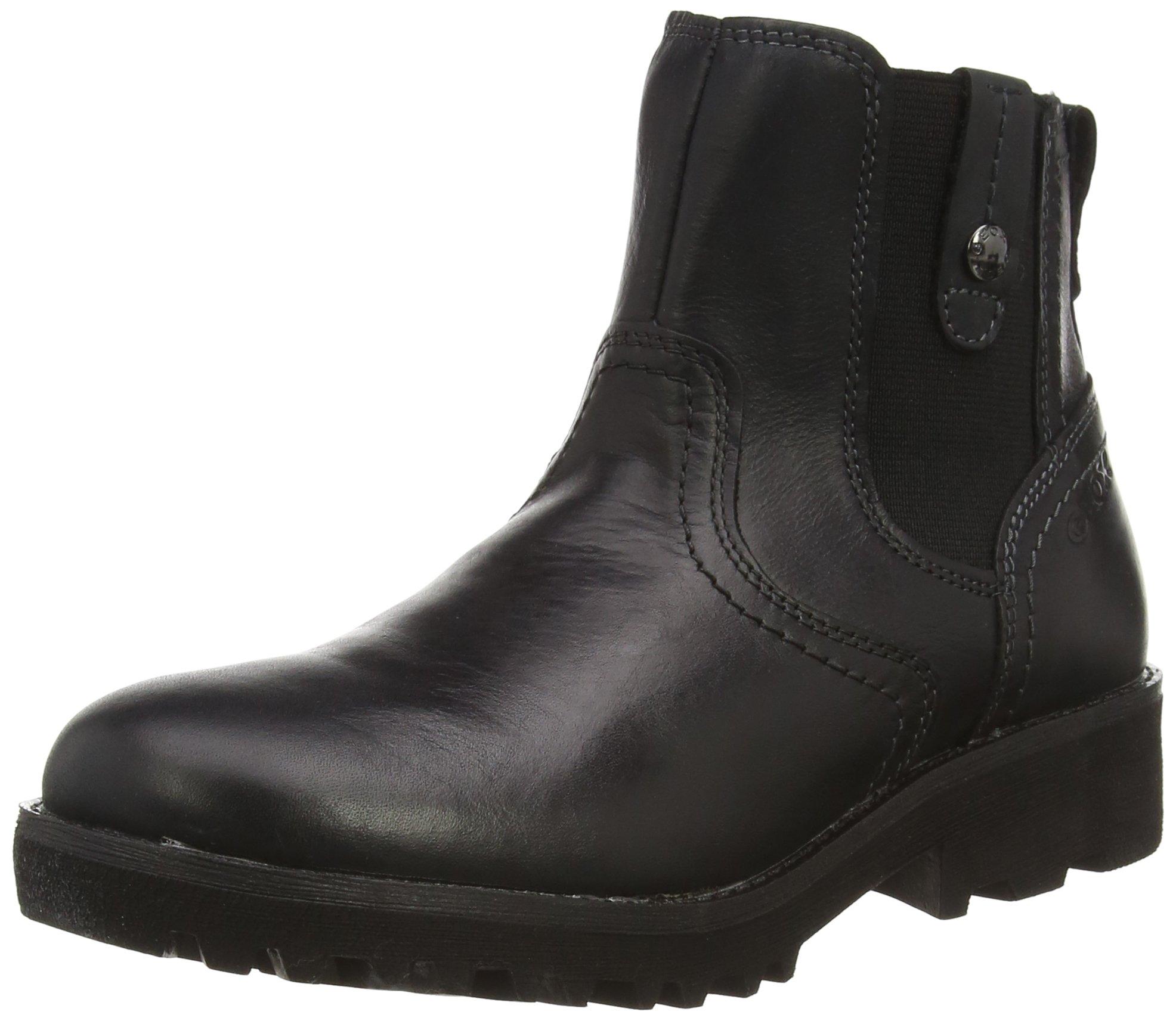 Geox J Axel Boy 7 Boot (Little Kid/Big Kid), Black, 31 EU (13 M US Little Kid) by Geox