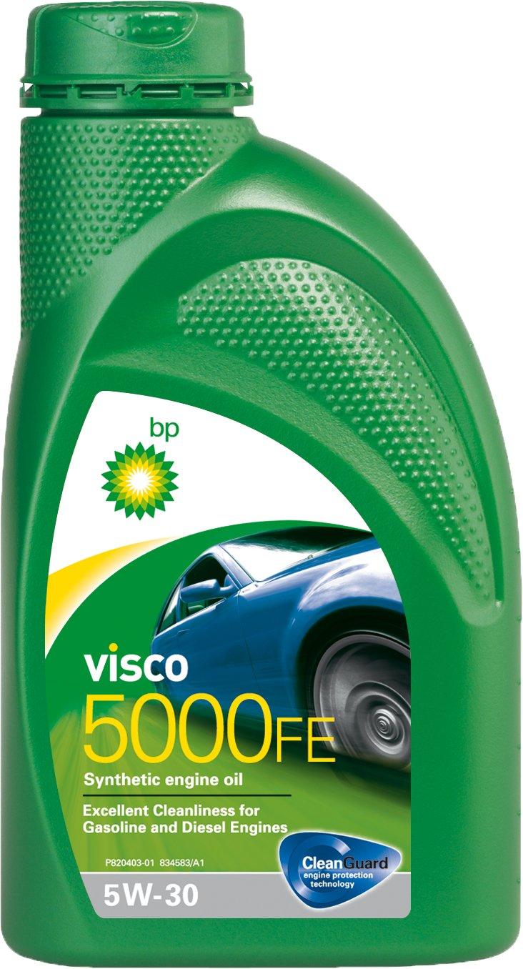 BP 4010730 motorenö l visco 5000 Fe 5 W de 30, 1 L 1L BP Europa SE