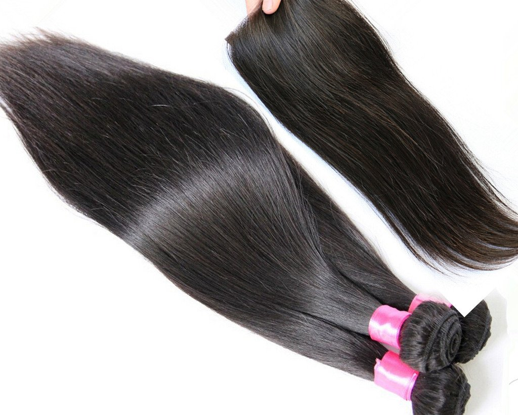 Amazon Grade 8a Unprocessed Virgin Indian Remy Hair Natural
