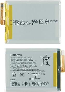 NG-Mobile - Batería para Sony Xperia XA F3111 (2300 mAh): Amazon.es: Electrónica