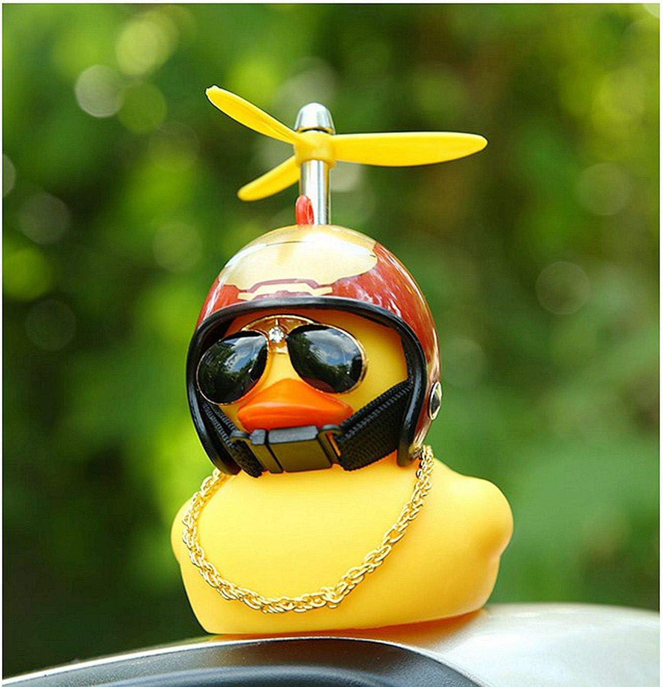 MTB mit Helm Reithelm Duck Bell Gelb gummiente Motorrad Fahrradzubeh/ör Gelb, Maskenmann MU XI Rubber Ente Entenklingel Fahrradklingel kleine Ente Rennrad