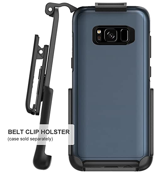 super cute 30f0c 1f7bd Belt Clip Holster for OtterBox Symmetry Case - Samsung Galaxy S8 Plus (S8+)  by Encased (case not Included)