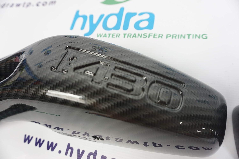 100x400cm /Hfc-103/ Transfert de leau dimpression hydrographique film/ transparent /Hydra/