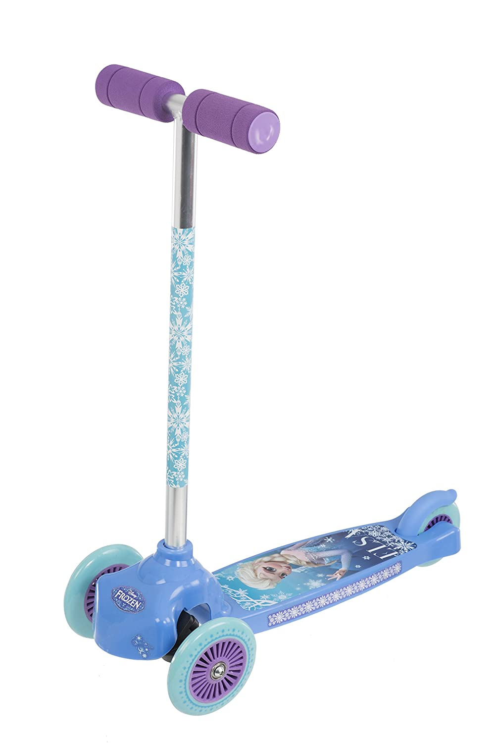 Disney Frozen Move N Groove - Patinete de 3 Ruedas: Amazon ...