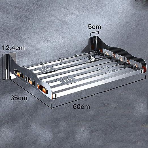 Shelf 304 Cocina de Acero Inoxidable montada en la Pared Horno de ...