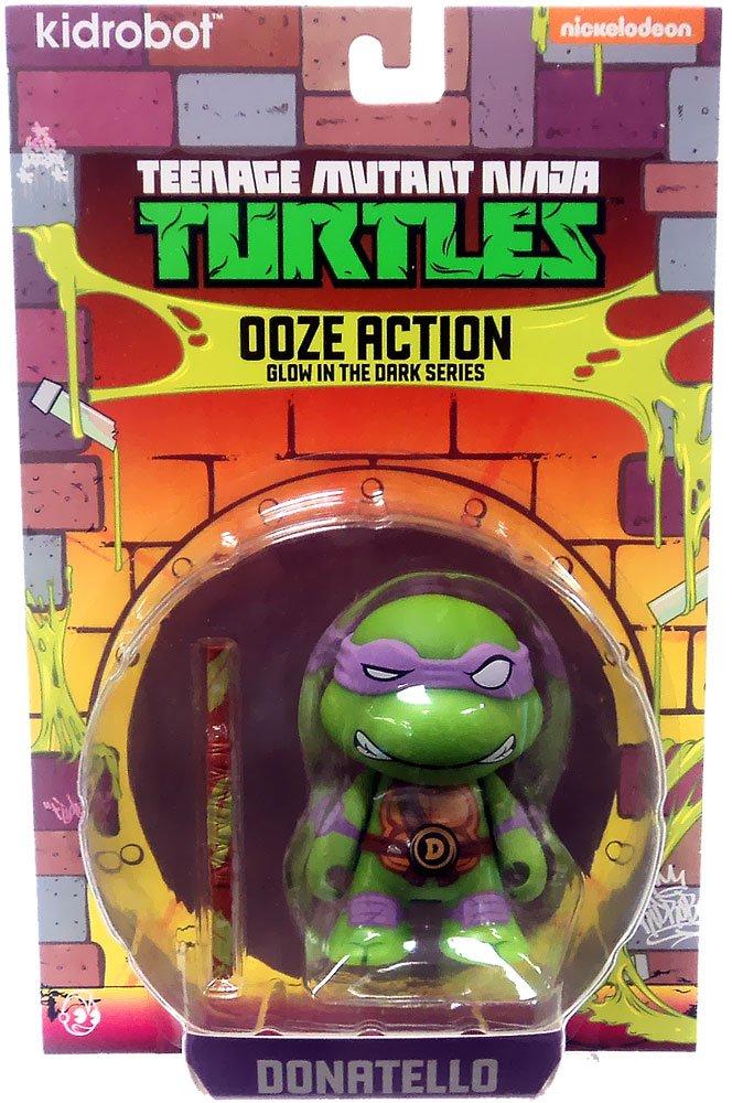 Teenage Mutant Ninja Turtles Ooze Action Series Donatello 3 Vinyl Figure Animewild SG/_B00LPOXIK4/_US