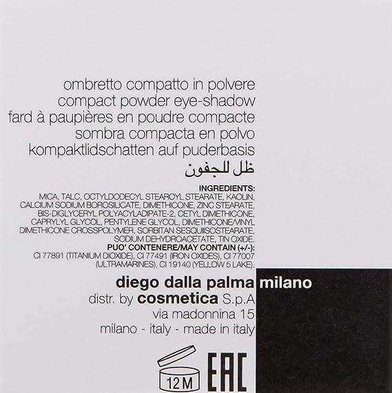 Diego Dalla Palma, Sombra de ojos - 2 ml.