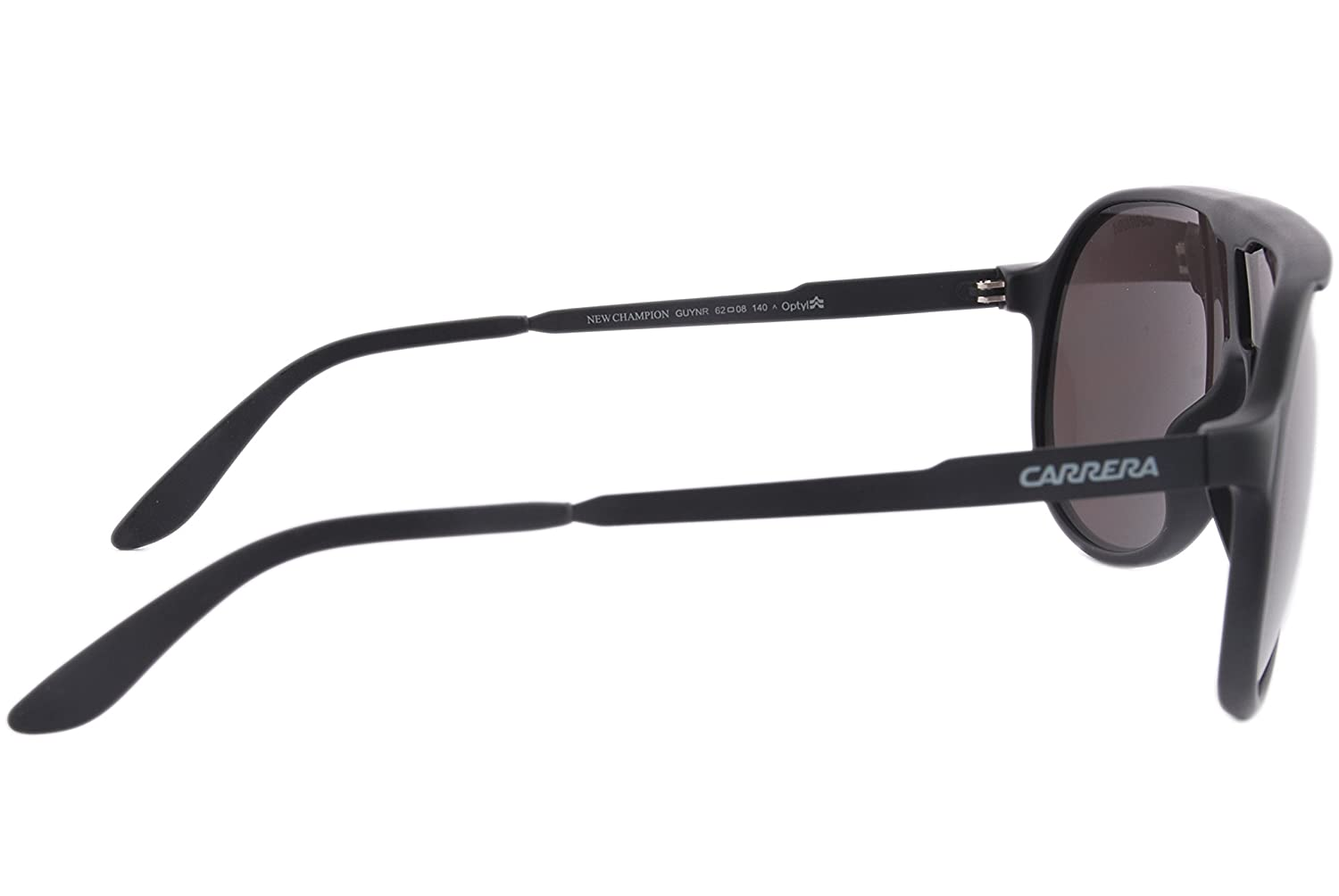 af246dcd3671 Carrera Aviator Sunglasses (Matte Black) (NEW CHAMPION-GUYNR): Amazon.in:  Clothing & Accessories