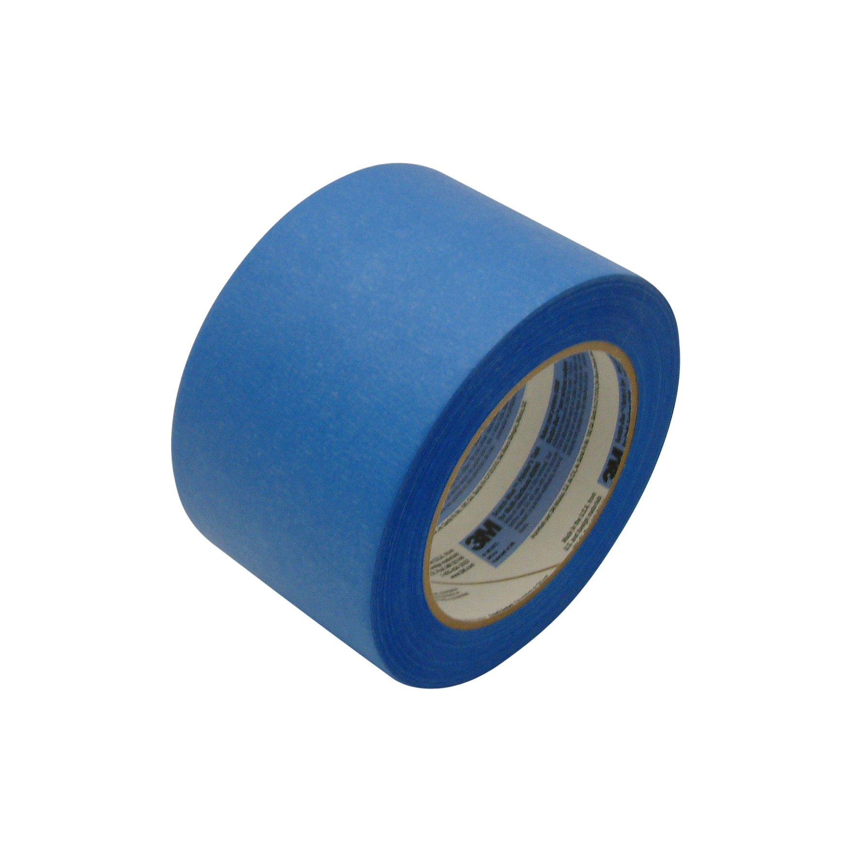 3M 2090-72A Scotch 2090 Painters Tape: 3'' x 60 yd, Blue