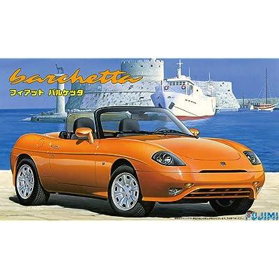 1/24 Echt Sports Car Series No.93 Fiat Barchetta (Japan Import / Das Paket und das Handbuch werden in Japanisch)