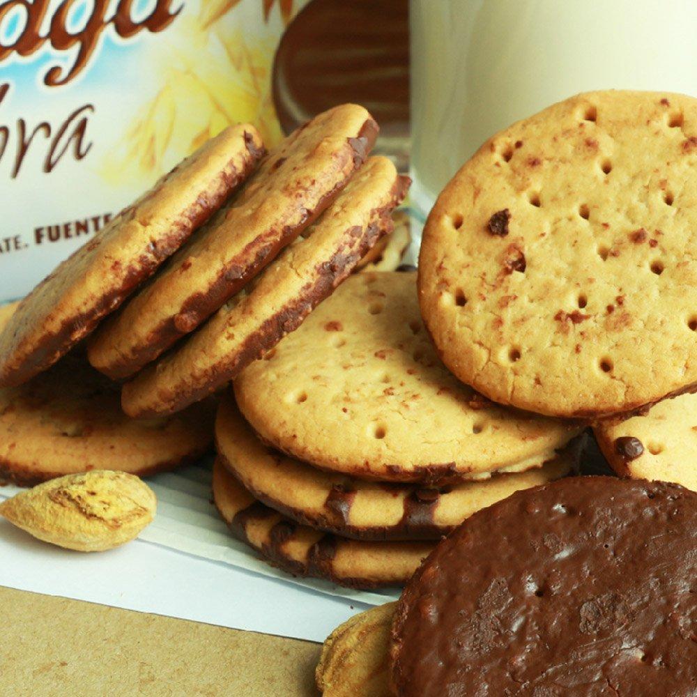 Galletas Bañadas De Chocolate Elgorriaga 150 G: Amazon.es: Alimentación y bebidas