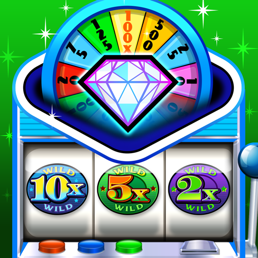 Lucky Wheel Slots Free Slots Games - Las Vegas Slot Machines with Progressive Jackpots and Real Free Casino Slots for Kindle - These Free Casino Games are Cash Classic Slots with Freespin and Old Vegas Slots with Bonus Rounds (Lucky Cherry)