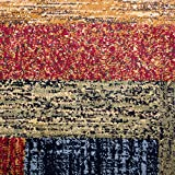Home Dynamix Royalty – Quality Geometric Contemporary Modern Area Rug 3'7 x 5'2, Multi-colored