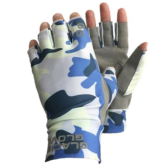 cbd22704 Amazon.com : Glacier Glove Ascension Bay Sun Glove : Sports & Outdoors