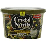 Crystal Noodle Soup, 6 Kinds of Mushrooms, 1.9 Ounce (Pack of 6)