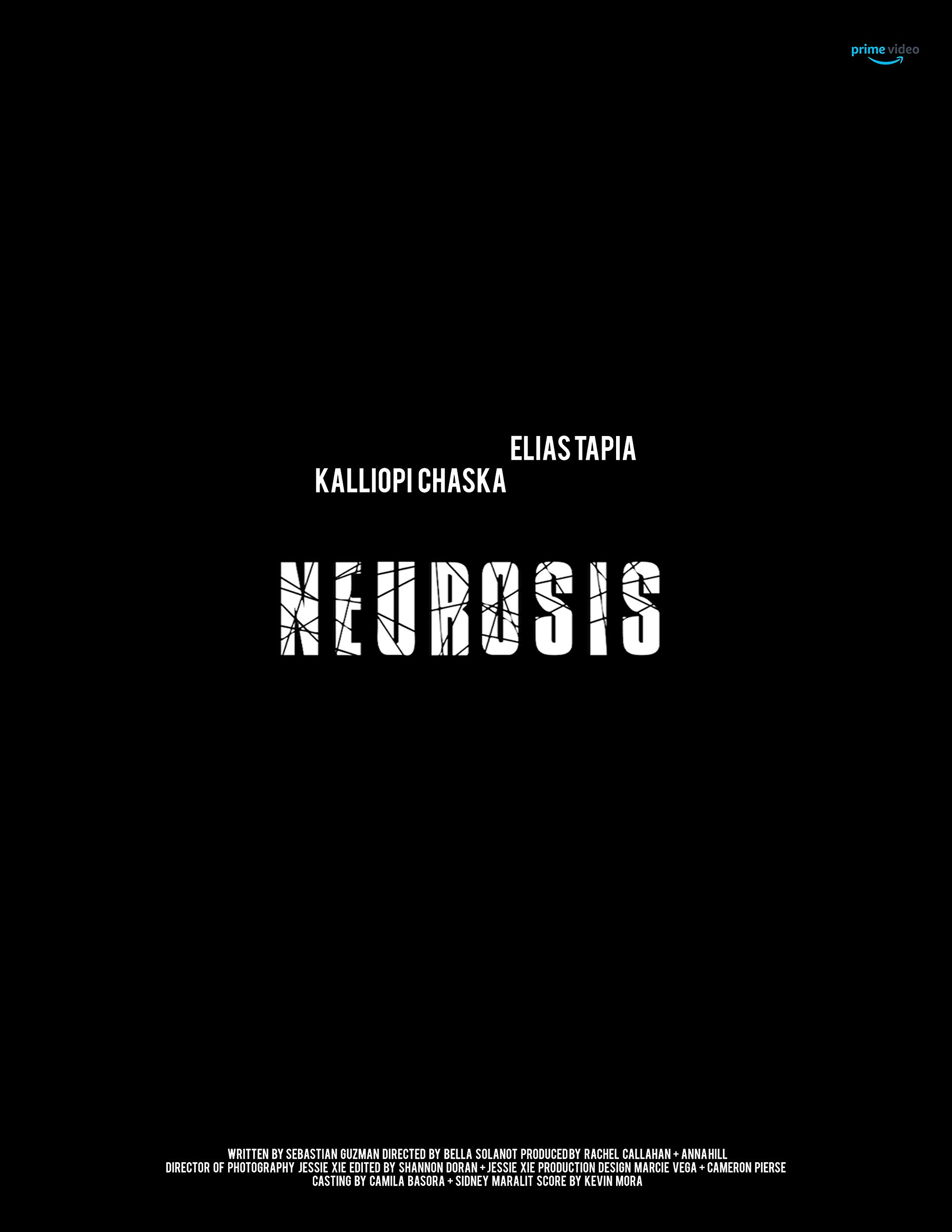 Neurosis on Amazon Prime Video UK