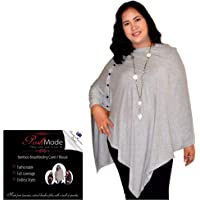 Poshmode Australia – Bamboo Fabric - Breastfeeding Cover and Nursing Cover – Fashion Blouse – Maternity - Top – Keeps…