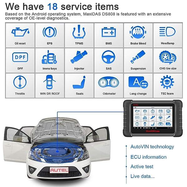 Best Professional Automotive Diagnostic Scanner.
