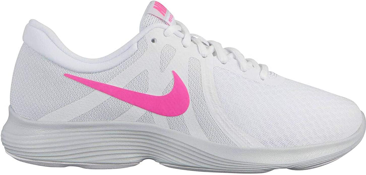 NIKE Wmns Revolution 4 EU, Zapatillas de Atletismo para Mujer ...