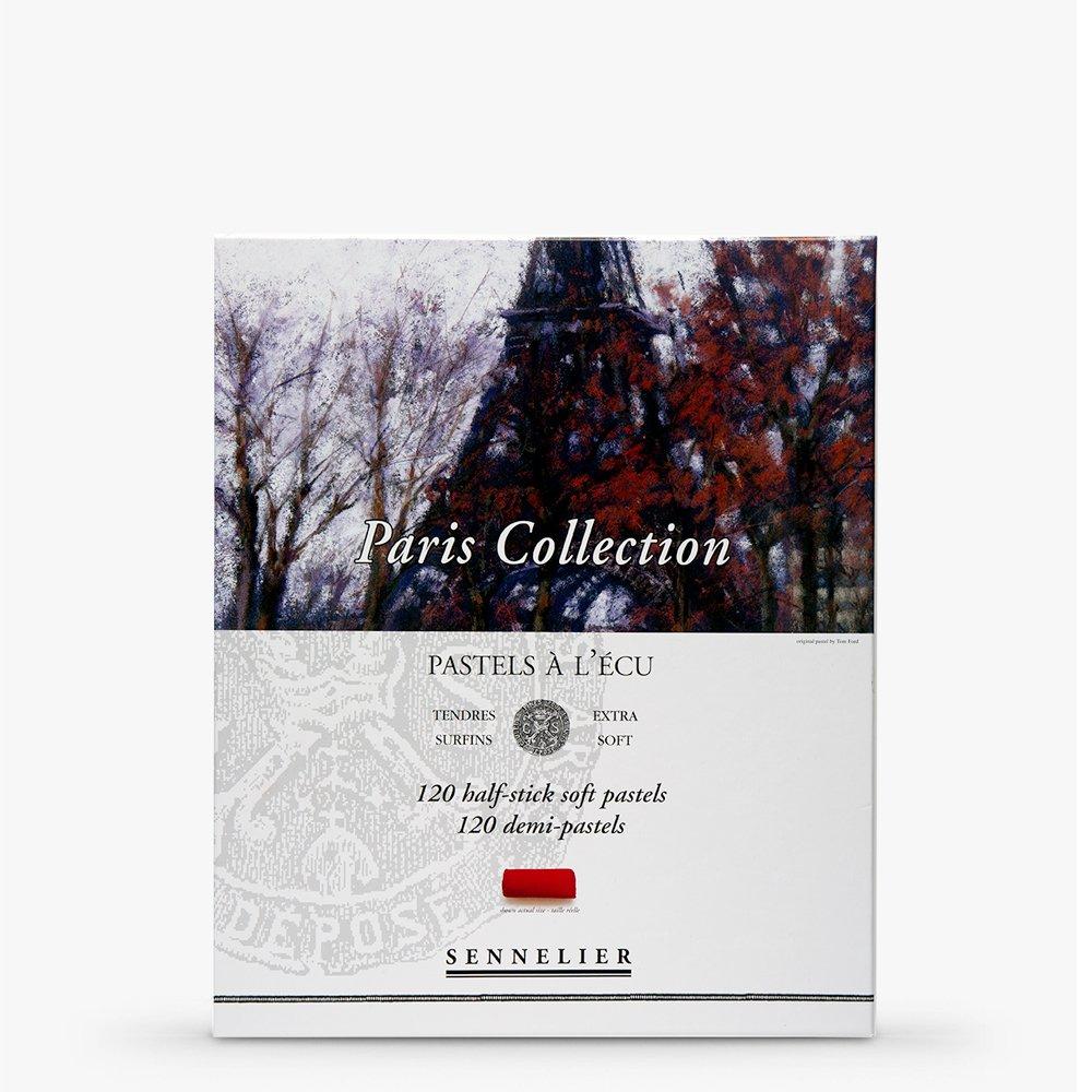 Amazon Sennelier 120 Half Pastel Paris Collection