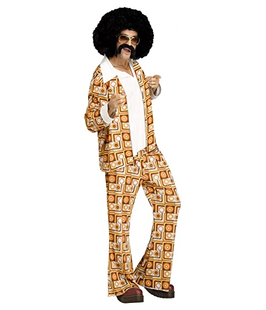 70s Costumes: Disco Costumes, Hippie Outfits Fun World Disco Dude Adult Costume $45.12 AT vintagedancer.com