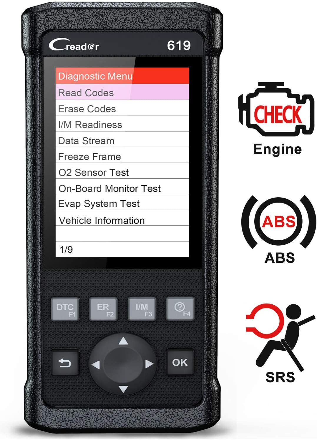 Mercedes E Class Car Engine Fault Code Reader Diagnostic Reset Repair Tool OBDII