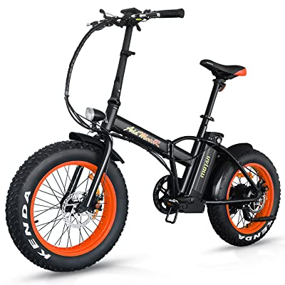 Addmotor Motan Electric Fat Tire 20Inch Bike Review