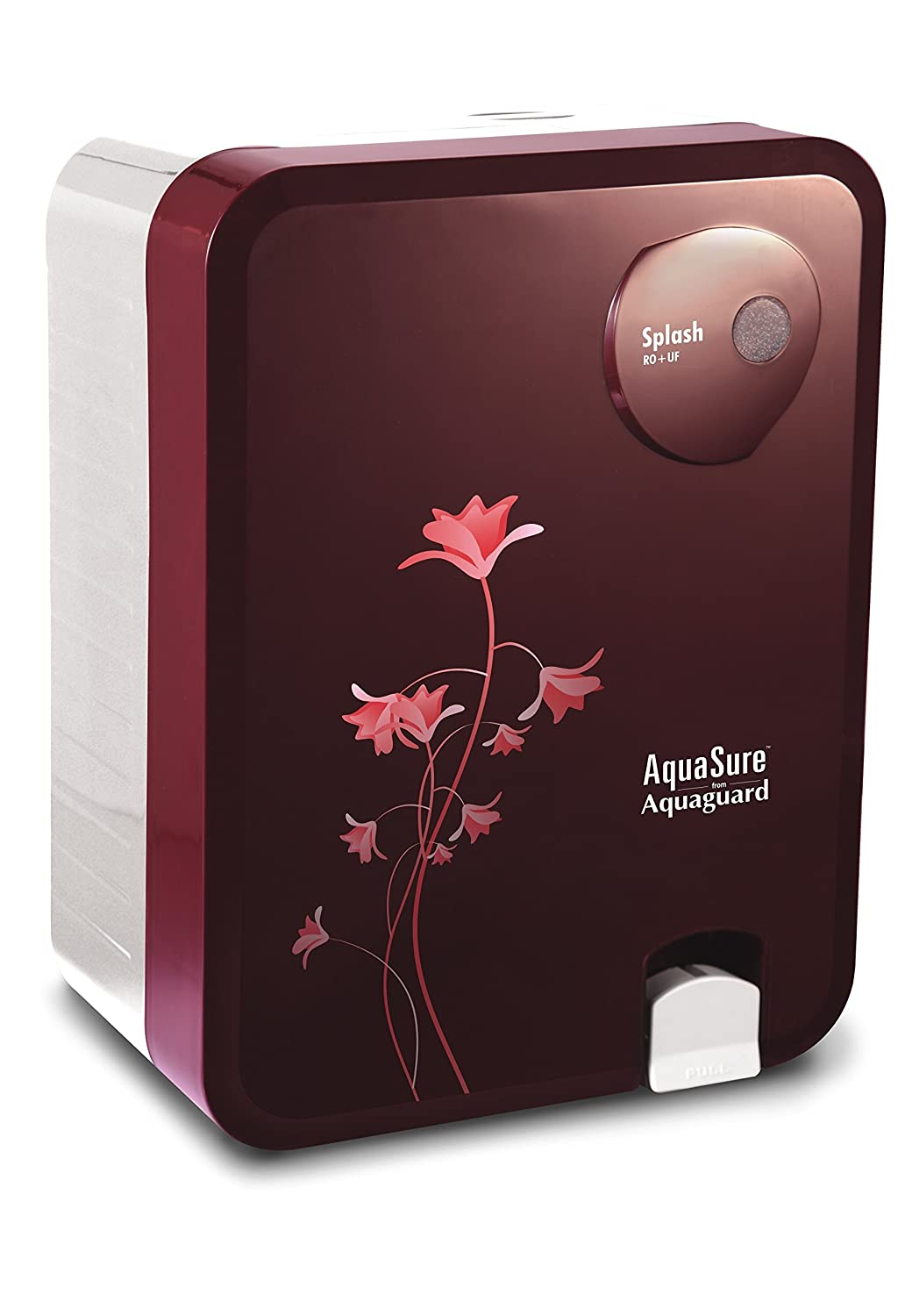Eureka Forbes Aquasure From Aquaguard Splash RO+UF 6 Litres